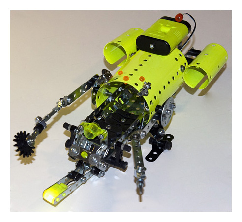 Meccano Master Connection