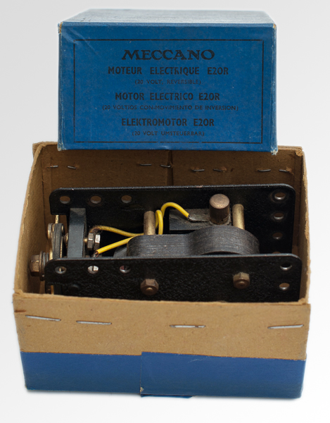 meccano ELECTRIC MOTOR E20R