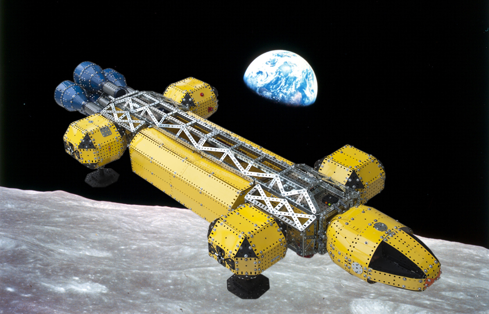 Meccano Space 1999 Eagle